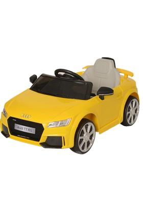 Baby2Go Formula 8553 Akülü Audi Tt Sarı