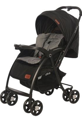 Baby2Go 8021 Loola Çift Yönlü Bebek Arabası Gri