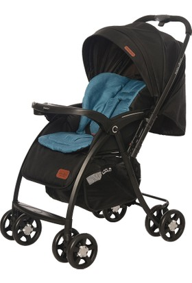 Baby2Go 8021 Loola Çift Yönlü Bebek Arabası Turkuaz