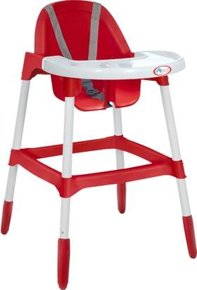 Aybaby Enjoy Mama Sandalyesi - Kırmızı