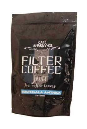 Cafe Ambruvase Guatemala Yöresel Çekirdek Kahve 500 Gr