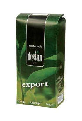 Destan Export Siyah Çay 1000 Gr