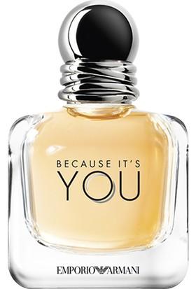 Emporio Armani YOU Because It's You Eau de Parfum 30 ml Kadın EDP