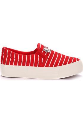 U.S. Polo Assn. Kadın Ayakkabı Mockıng