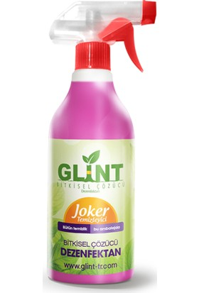 Glint Bitkisel Cözücü Dezenfektan 1 Lt