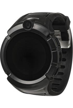 Glida Ewd 8989 Siyah Akıllı Çocuk Saati