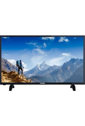 """Telefunken 40TF6020 40"""" 101 Ekran Uydu Alıcılı Full HD Smart LED TV"""