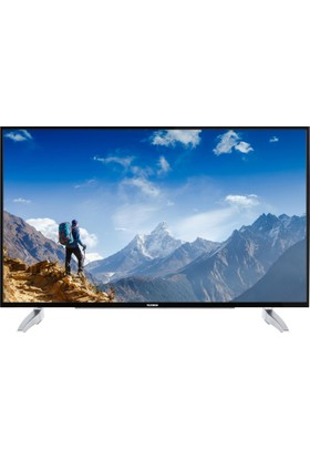 "Telefunken 49TU7020 49"" 124 Ekran Uydu Alıcılı 4K Ultra HD Smart LED TV"