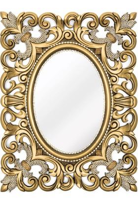 Mar 7000 Taşlı Ayna Altın