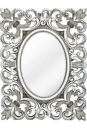 Mar 7000 Taşlı Ayna Platin