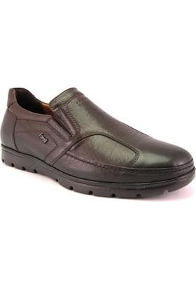 Forelli 32606 Erkek Deri Günlük Ayakkabı