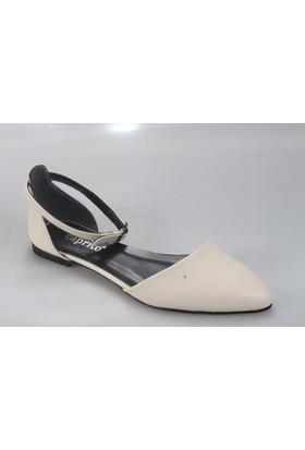 Oflaz Caprito 18204 Kadın Babet Ayakkabı