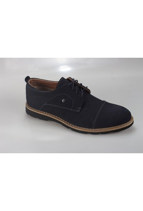 Suat Baysal Salur 340 Erkek Deri Günlük Ayakkabı