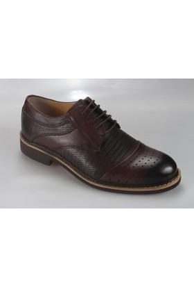 Suat Baysal Salur 5099 Erkek Deri Günlük Ayakkabı