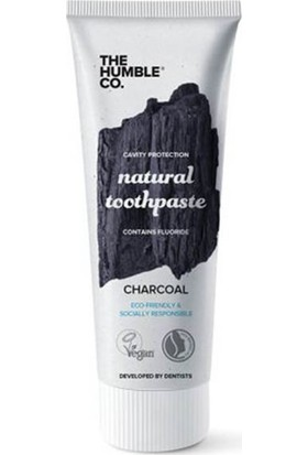 Humble Natural Toothpaste Charcoal 75ml