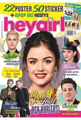 Hey Girl Dergisi Yıllık Abonelik (12 Sayı)