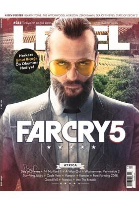 Level Dergisi Yıllık Abonelik (12 Sayı)