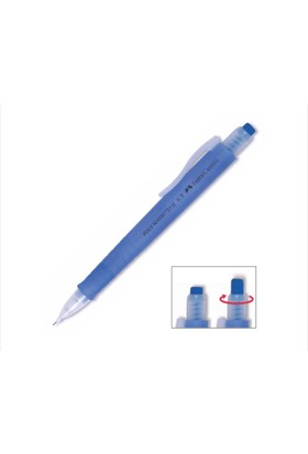 Faber-Castell Polymatic 2311 Versatil 0.5mm Mavi (5081231151)
