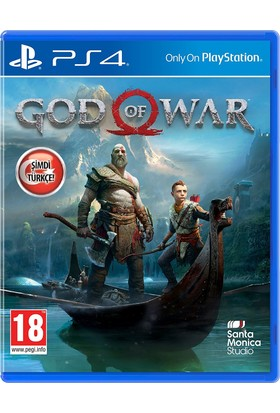God Of War PS4 Oyun