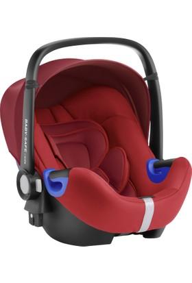Britax-Römer Baby Safe I - Size / 0 - 15 Ay Ana Kucağı - Flame Red