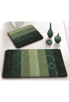 Gökyıldız Colorline 3`lü Klozet Takımı - Amalfi Yeşil