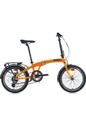 Carraro Flexi 108 Vb 20 Jant 8 Vites Katlanır Bisiklet 2018 MODEL