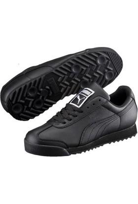 Puma 35425912 Orjinal Roma Basic Jr Kadın Spor Ayakkabı Siyah