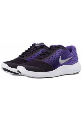 Nike 844974 Orjinal Lunarstelos Kadın Spor Ayakkabı Mor