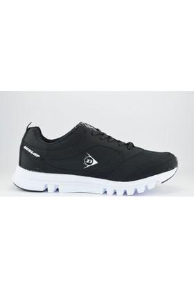 Dunlop 812262M Merdane Anorak Eva Bağcıklı Erkek Spor Ayakkabı Siyah - Beyaz