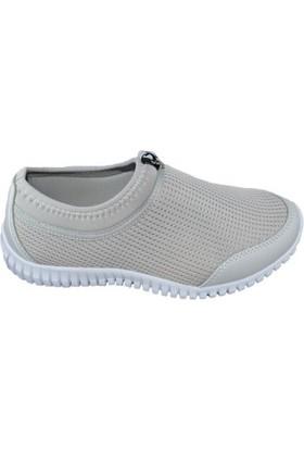 Wickers 1026 Bağcıklı Erkek Spor Ayakkabı Beyaz