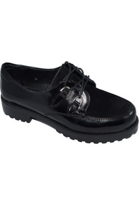 Merry Pace 0222040 Kadın Ayakkabı Siyah