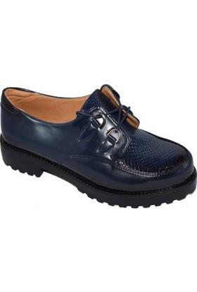 Merry Pace 0222040 Kadın Ayakkabı Lacivert