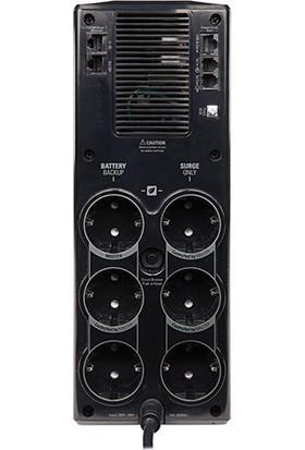 APC BR1200G-Gr Enerji Tasarruflu Yedek-Ups Pro 1200, 230V, Schuko
