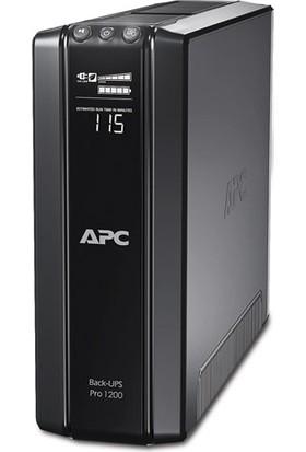 APC BR1200Gı Enerji Tasarruflu Yedek-Ups Pro 1200, 230V