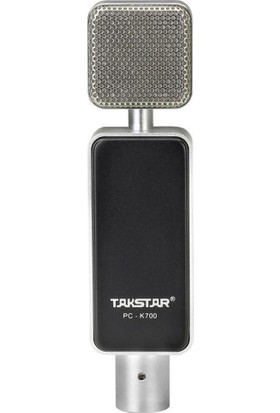 Takstar PC-K700 Kondenser Mikrofon Siyah