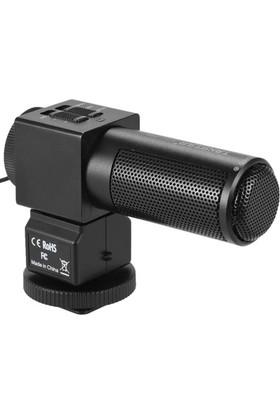 Takstar SGC-698 DSLR Uyumlu Video Mikrofonu