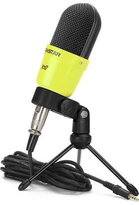Takstar K58 Bilgisayar Mikrofonu Sarı