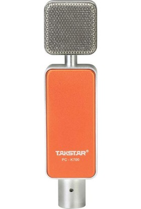 Takstar PC-K700 Kondenser Mikrofon Turuncu
