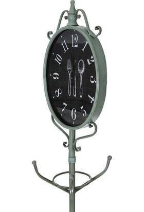 Vitale Zen Ayaklı Metal Askılı Saat