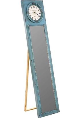 Vitale Cool Mavi Metal Aynalı Saat