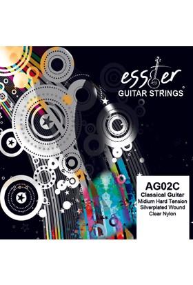 Esster Klasik Gitar Tel Takımı - AG02C