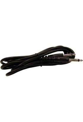 Kablo 6.35 mm Jaklı 3 metre - AK3