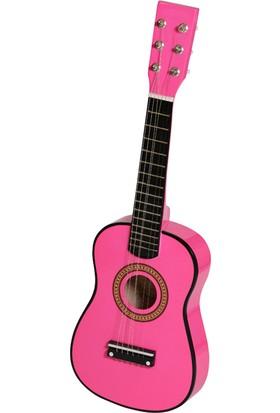 Mini Çocuk Gitarı Pembe - EU53PNK