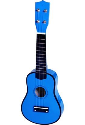 Mini Çocuk Gitarı Mavi - EU53BL