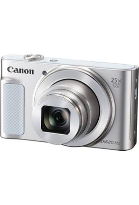 Canon Powershot SX620 HS Dijital Fotoğraf Makinesi - Gümüş