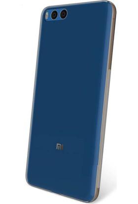 Case 4U Xiaomi Mi Note 3 Şeffaf İnce Silikon Kılıf