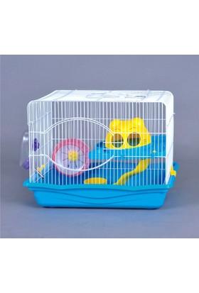Hamster Kafesi 45 x 30 x 33 Cm