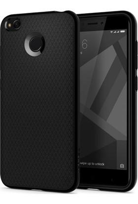 Spigen Xiaomi Redmi 4X - Redmi 4 Kılıf Liquid Air Black - S08CS23086