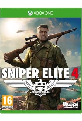 Sniper Elite 4 Xbox One Oyun