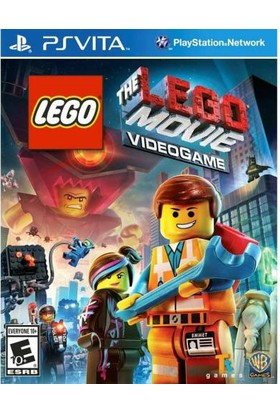 The Lego Movie Ps Vita Oyun